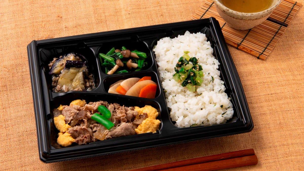 [日本生活]分享几家日本外卖APP/宅配便当网 在家工作这么吃~