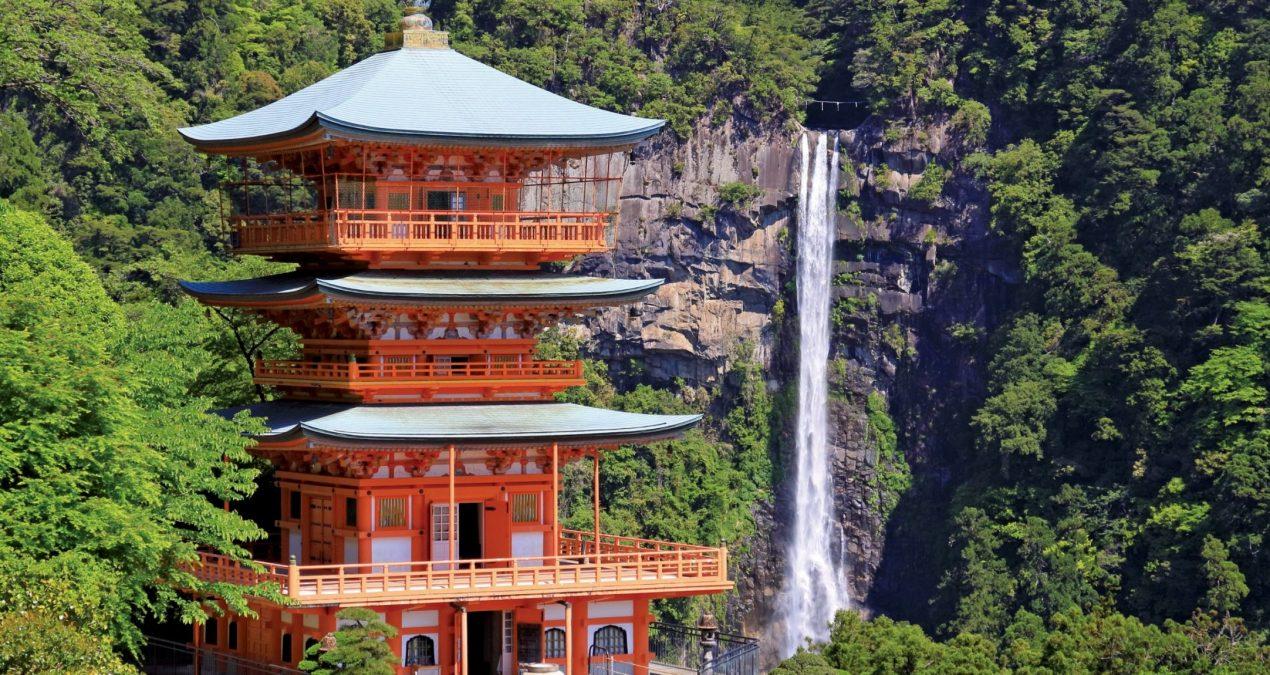 [日本旅游]晚春的和歌山县熊野古道游~海豚湾两天一夜